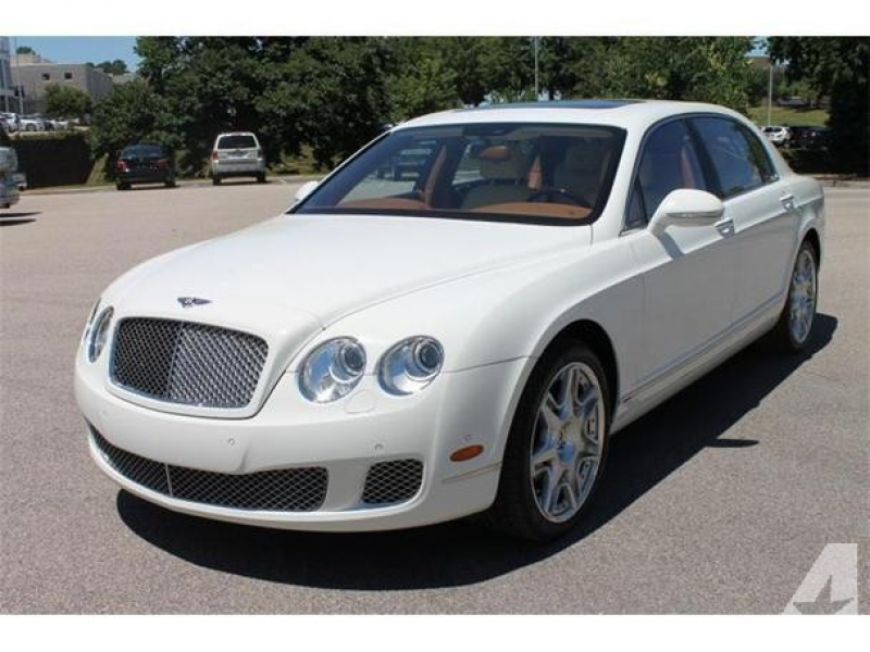 2010 Bentley Continental Flying Spur for sale in Zebulon, North ...