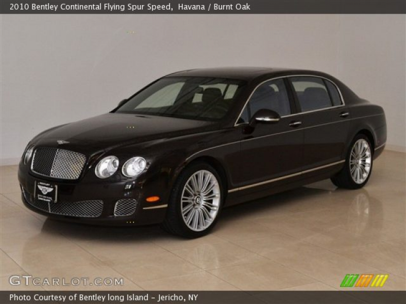 2010 Bentley Continental Flying Spur Speed in Havana. Click to see ...