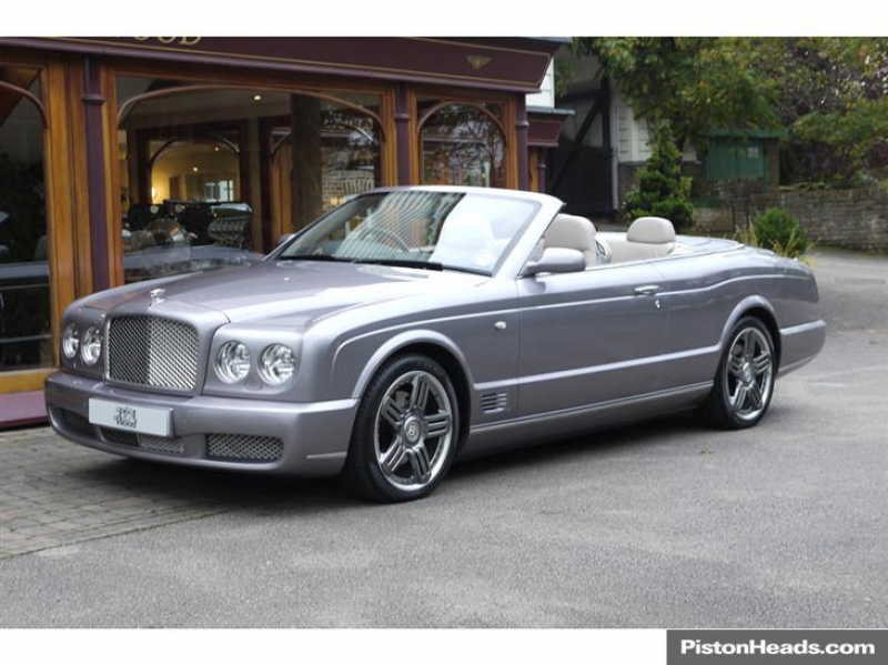 Bentley Azure. May 2008 (2008) For sale from P & A Wood (UK) Ltd, in ...