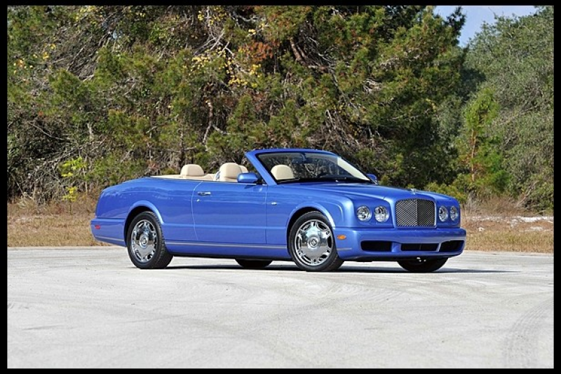 2008 Bentley Azure Convertible