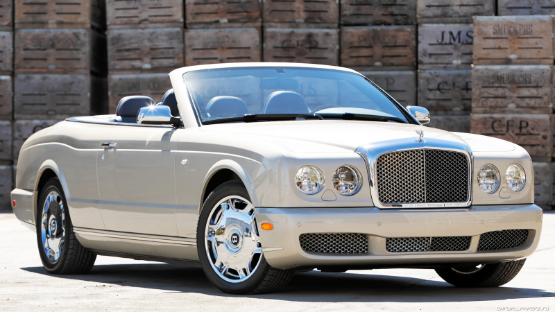 ???? ?????????? Bentley Azure - 2007
