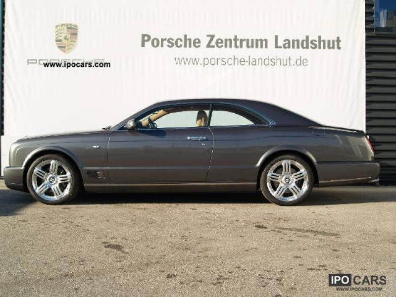 2010 Bentley BROOKLANDS V8 bi-turbo Sports car/Coupe Used vehicle ...