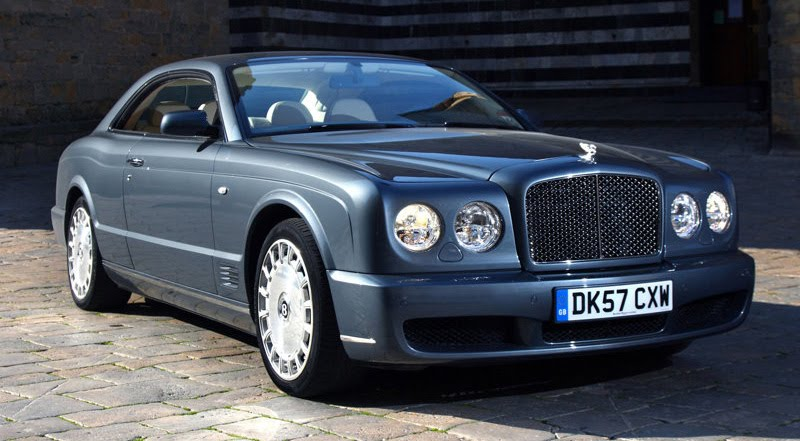Bentley Brooklands, 2008