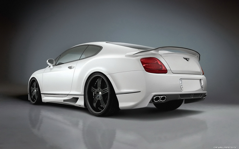 Car tuning wallpapers Premier4509 Bentley Continental GT - 2009