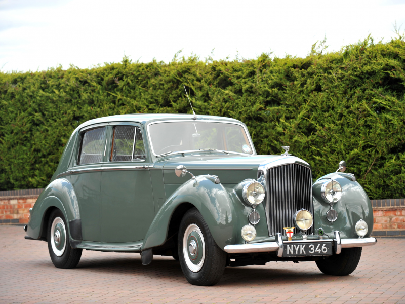 Bentley R-Type Standard Saloon '1952–55