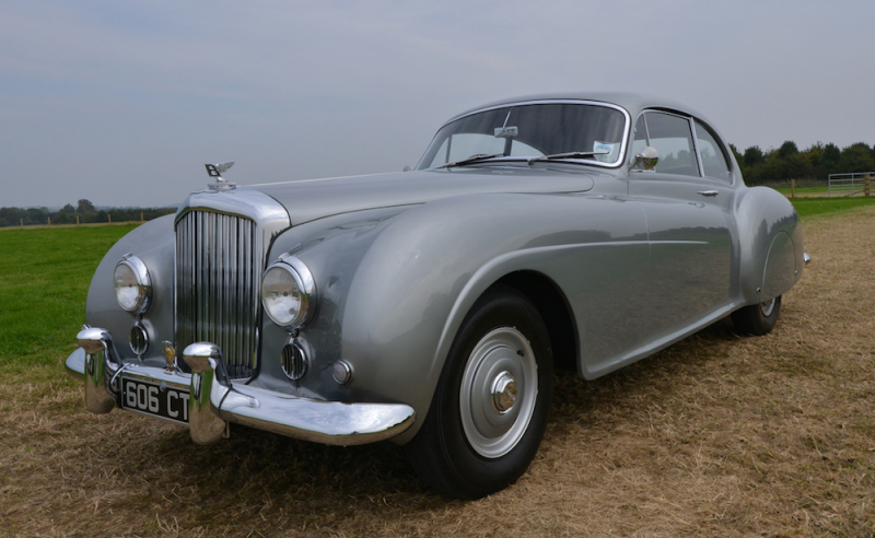1954 Bentley R Type Expected to Fetch £900K at Auction