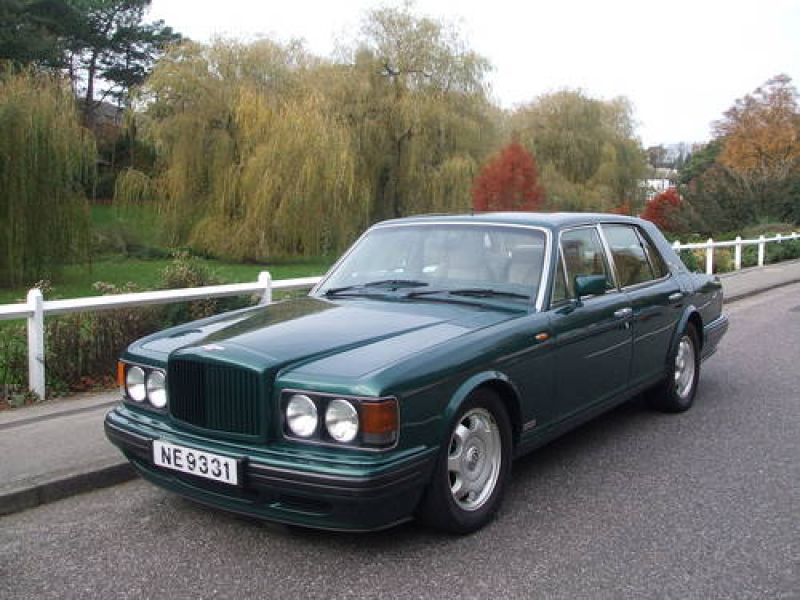 1995 Bentley Turbo S - No 39 of only 75 produced. For Sale