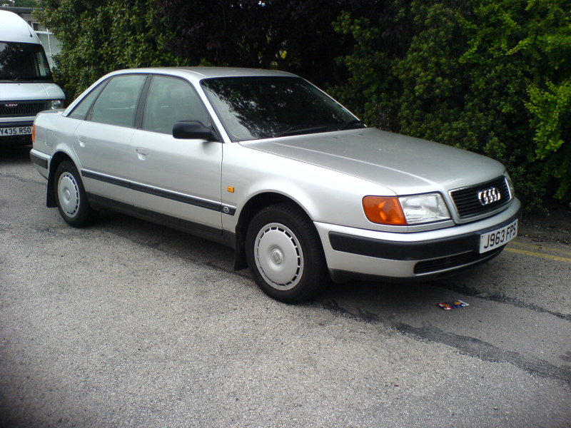 Picture of 1991 Audi 100 Base, exterior