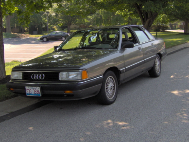 1989 Audi 200Q with MC1 engine, about 170k miles. Condition is asthe ...