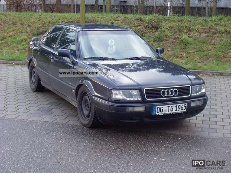 1992 Audi 80 2.8 E Limousine Used vehicle photo 4