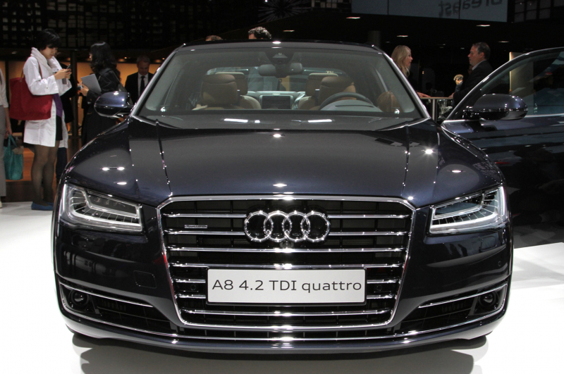 16 Photos of the Audi A8 2015 Review – Price, Interior, and Engine ...