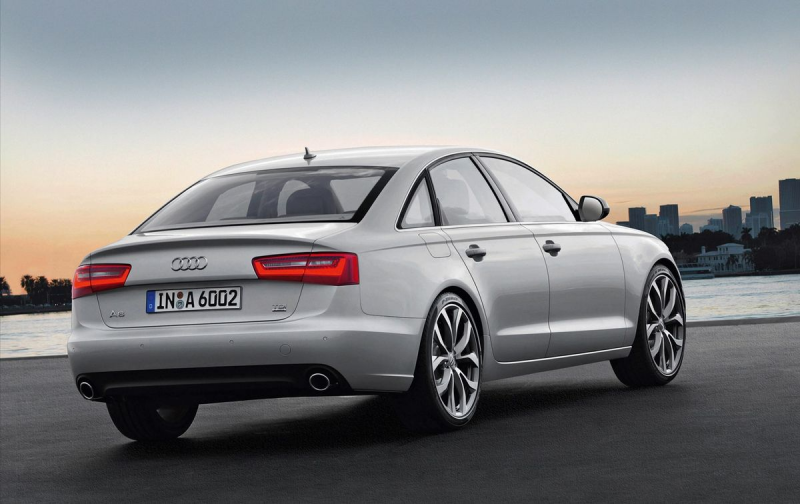 Audi A6 opens for ordering in 2011