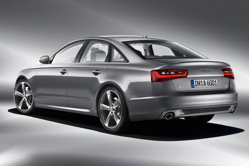 Here it is, the all-new 2012 Audi A6. The all-new Audi A6 will debut ...