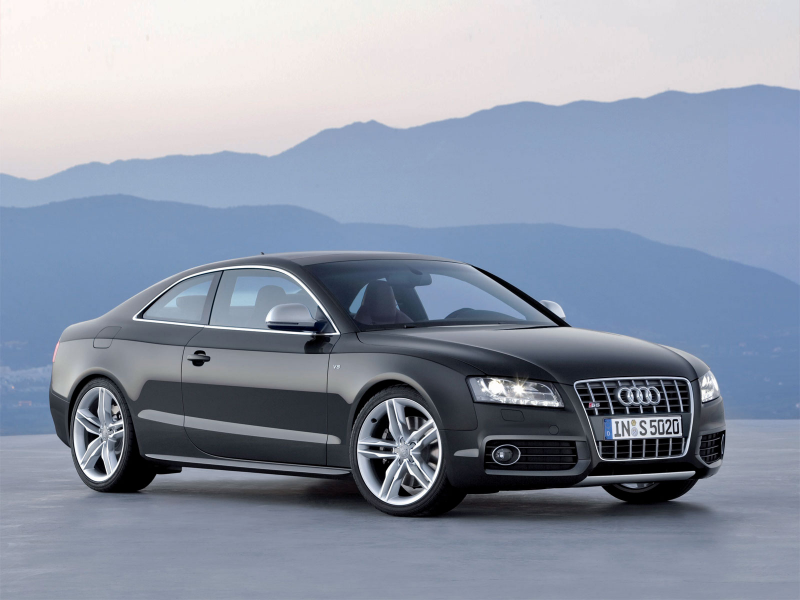 Audi S5 HD WallPaperS