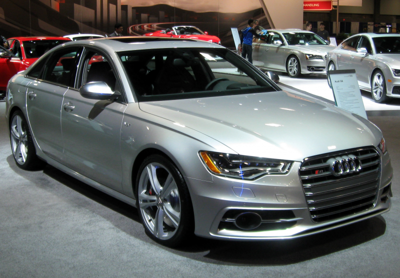 New Performer – 2013 Audi S6