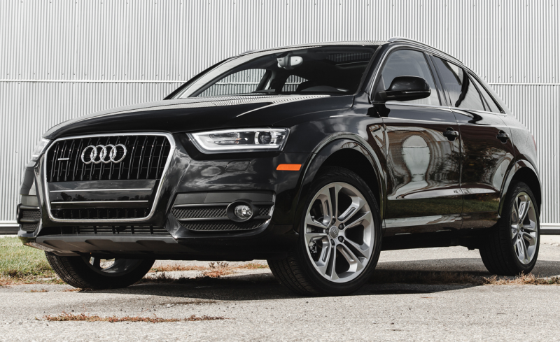 2015 Audi Q3 Photos and Info – News – Car and Driver