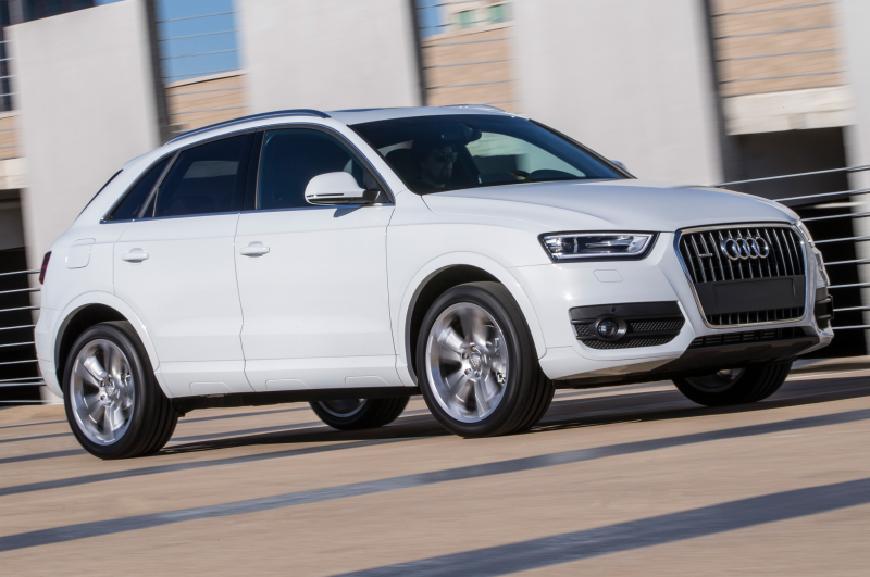 Confirmed: 2015 Audi Q3 Small Crossover Headed to America Photo ...