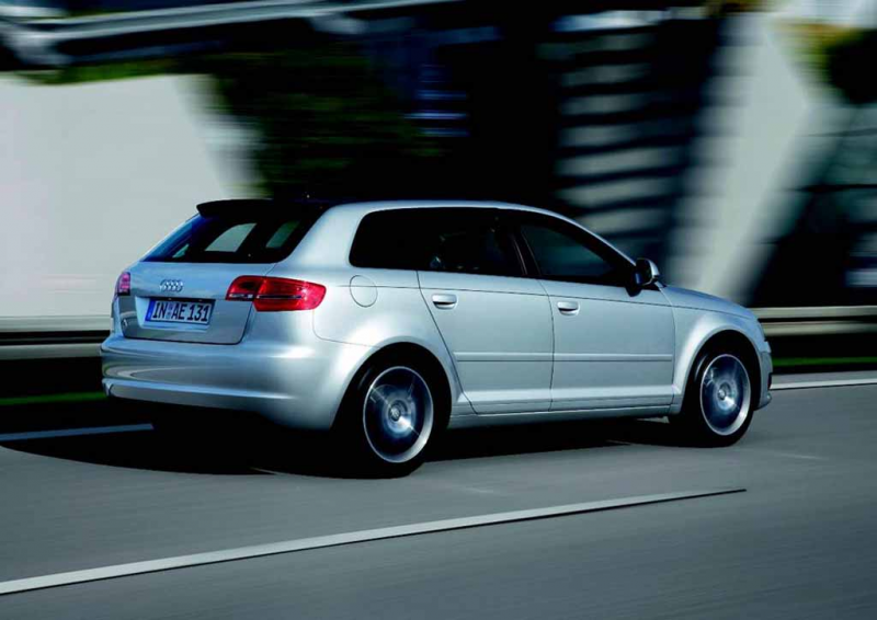 Test drive the Audi A3 at Audi of Richmond !