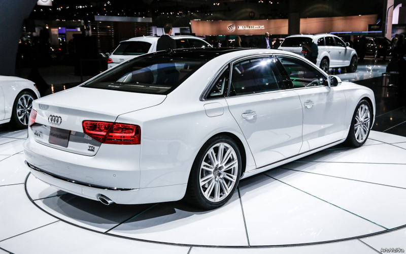 2016 Audi A8 Competitors, Release Date and Price