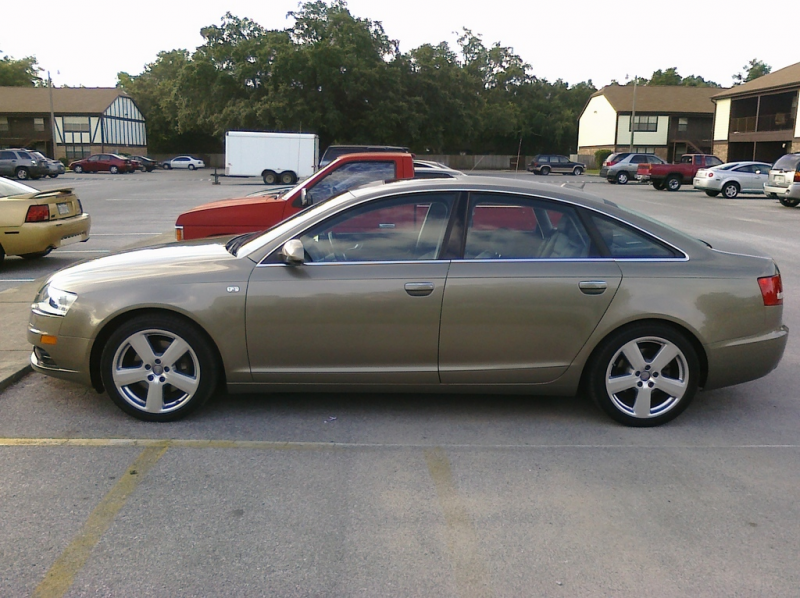 "2006 Audi A6 ""Audi A6 on Plasti-dipped"" - pensacola, FL owned by ..."