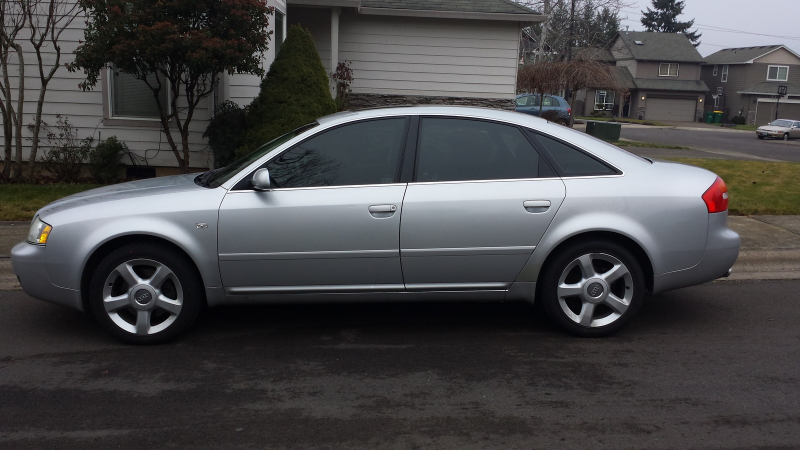 What's your take on the 2003 Audi A6?