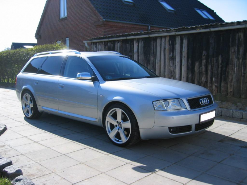 Picture of 2003 Audi A6 Avant