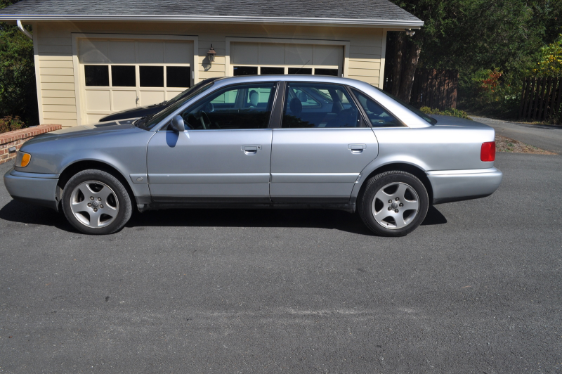 Picture of 1997 Audi A6 4 Dr 2.8 quattro AWD Sedan, exterior