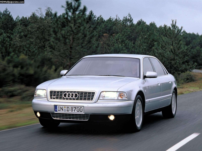 2001 Audi A8 L 6.0 Quattro Wallpapers