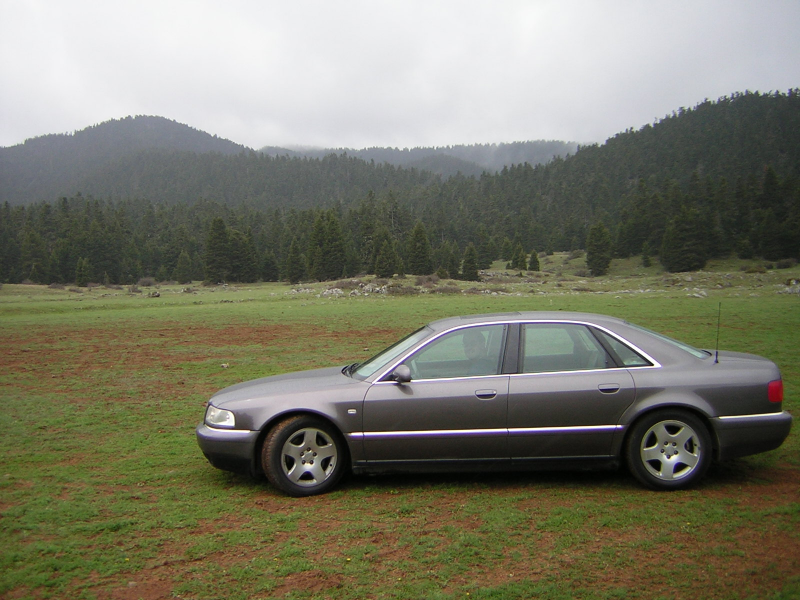 Picture of 2001 Audi A8 Base, exterior