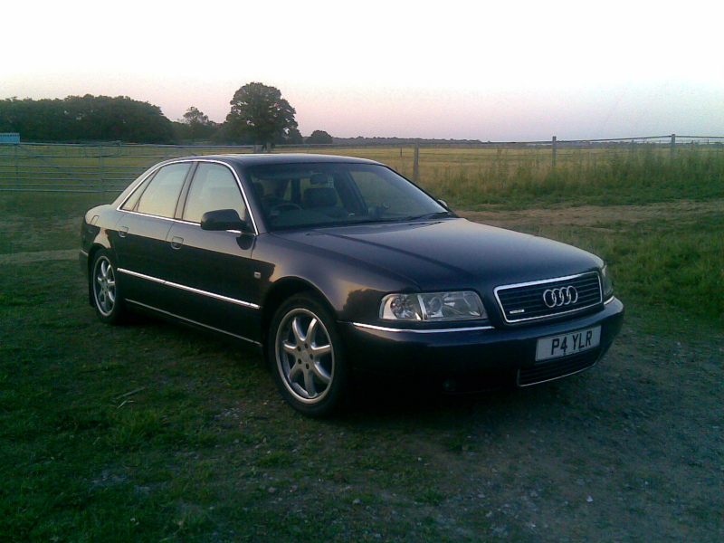 Picture of 2000 Audi A8 Base, exterior