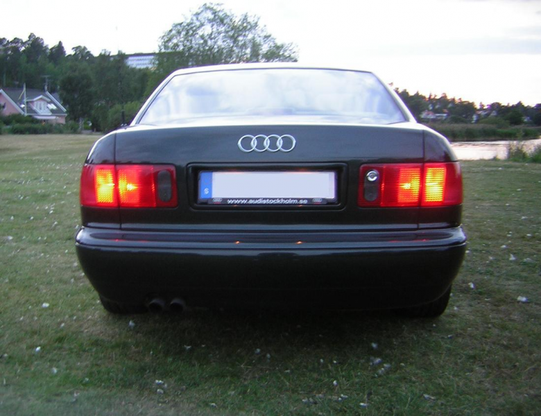 Picture of 2000 Audi A8 Base