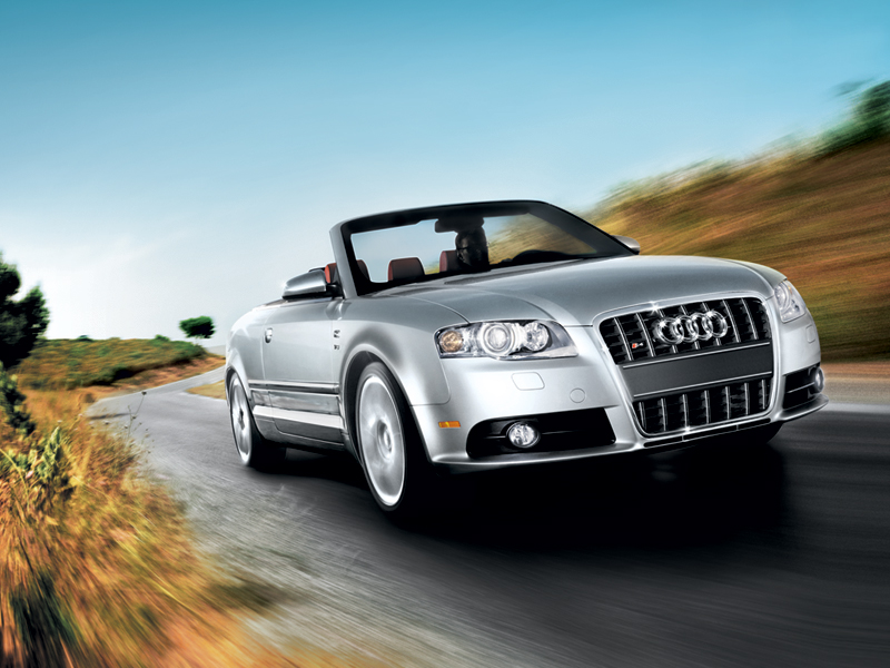 2009 Audi S4 Review