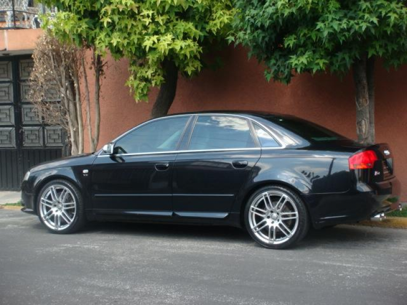 "2006 Audi S4 ""AUDI S4 WITH 19´S AND 20'S"" - SAN ANTONIO, TX owned by ..."