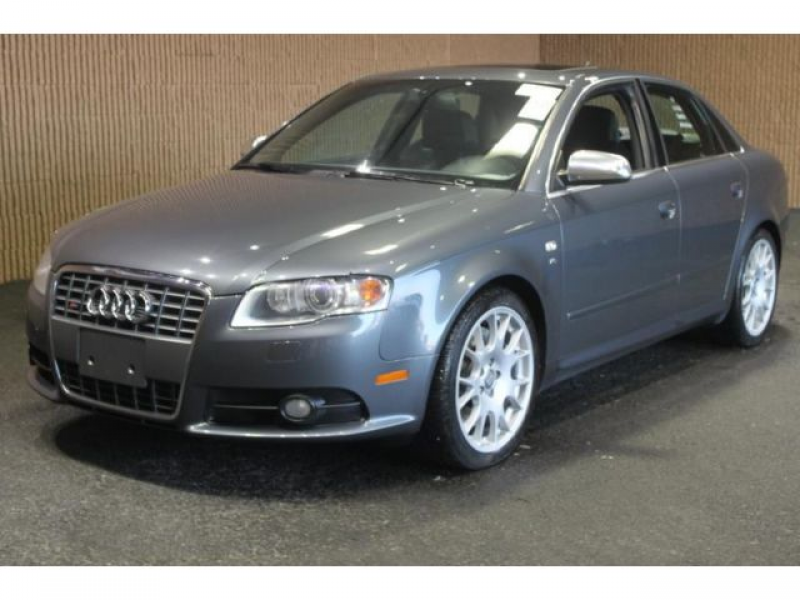 Details about 2006 Audi S4 2006 4dr Sdn