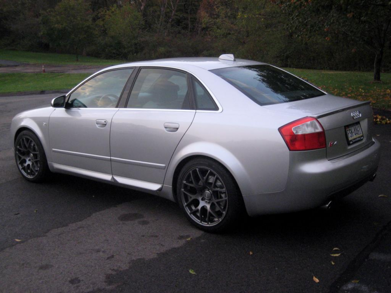 Another Black6spd2k2 2004 Audi S4 post...
