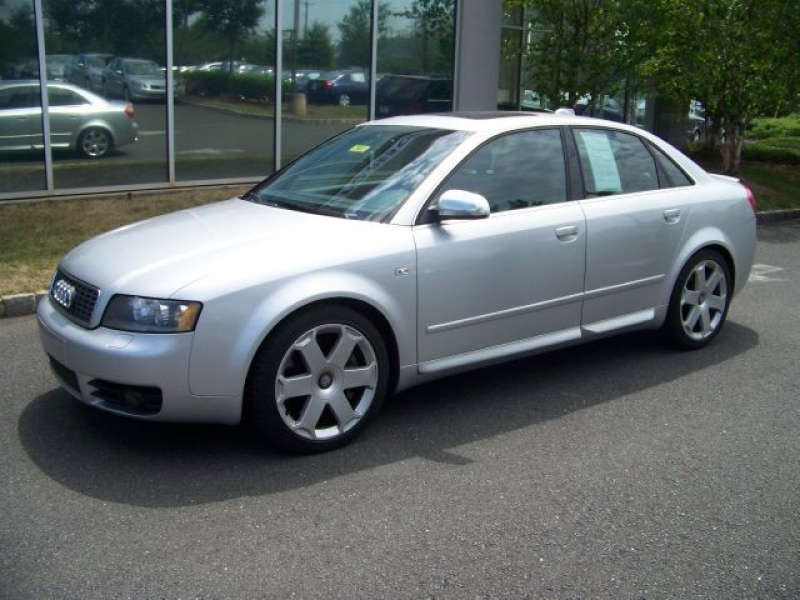 2004 Audi S4 in Lebanon, New Jersey