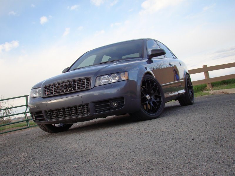 scdianond s 2004 audi s4 audi s quality and class with a sinister ...