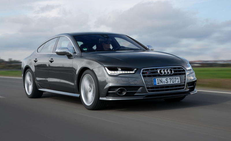 2016 Audi S7 - Photo Gallery of First Drive Review from Car and Driver ...