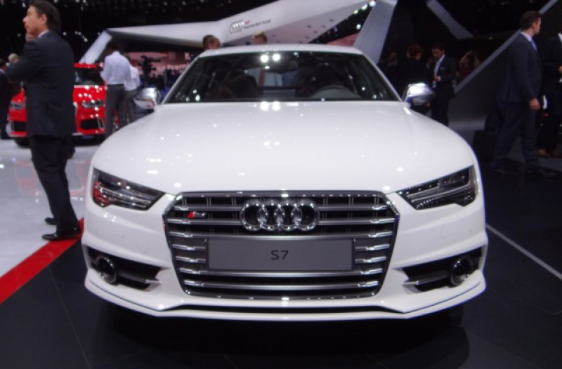 2016 Audi A7 And S7: Full Details, Live Photos And Video, Gallery 1
