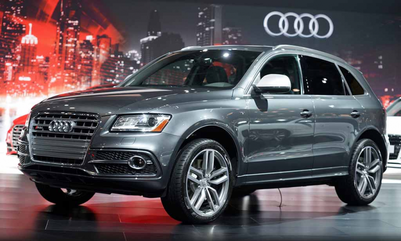 New Audi SQ5 2016 Changes, Price and Release Date