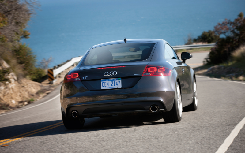 2012 Audi TT Coupe Photo Gallery Photo Gallery