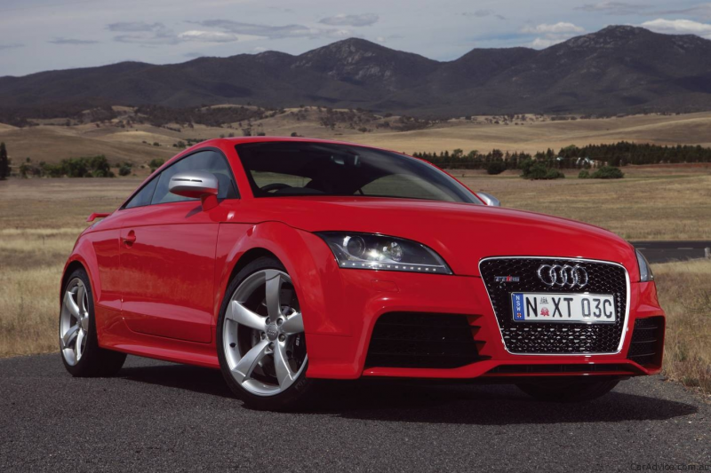2011 Audi TT RS S tronic, Limited Edition to debut at Melbourne Motor ...