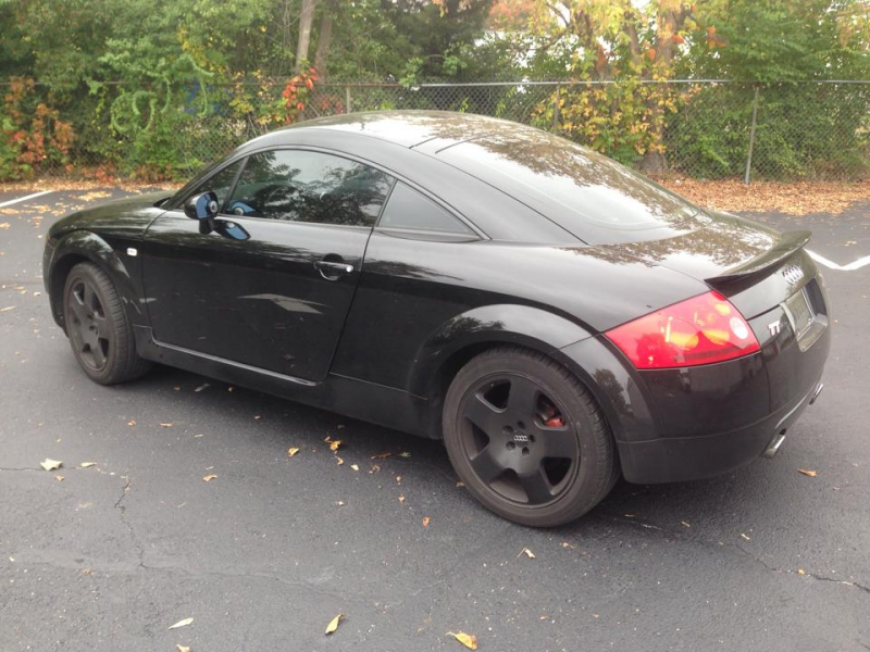 Picture of 2002 Audi TT Coupe Quattro 225hp, exterior
