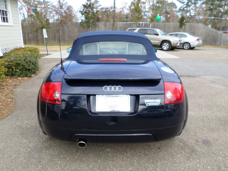 What's your take on the 2002 Audi TT?