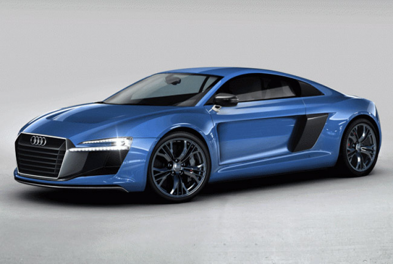 2015 Audi R8 gets speculatively rendered