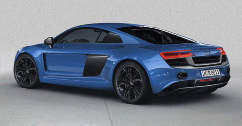 Audi R8 GT 2015, Photo Credit: © Audi, Date Uploaded: Monday, October ...
