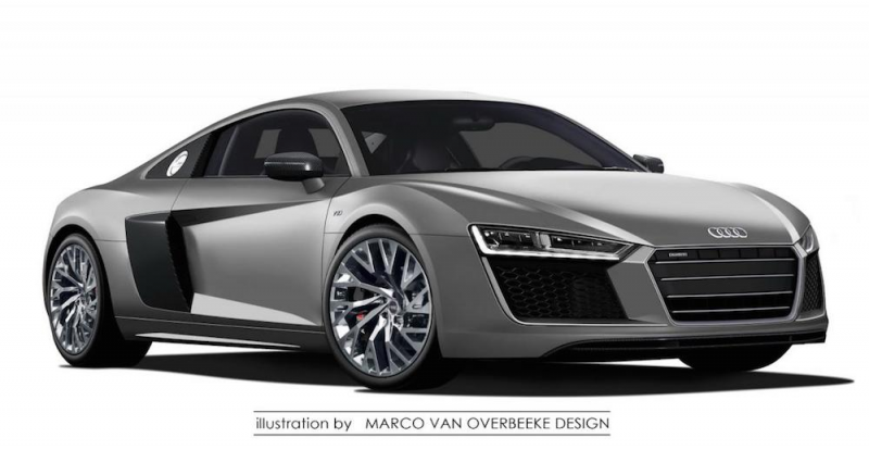 2015 Audi R8: This is – Probably – It!