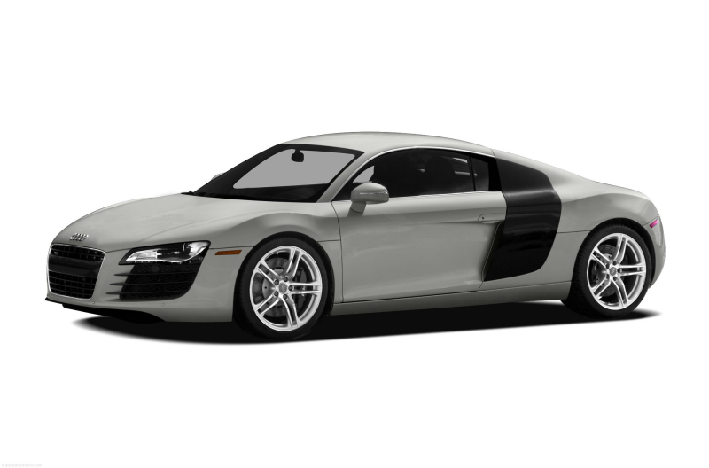 2010 Audi R8 Coupe Hatchback 4.2 2dr All wheel Drive quattro Coupe ...