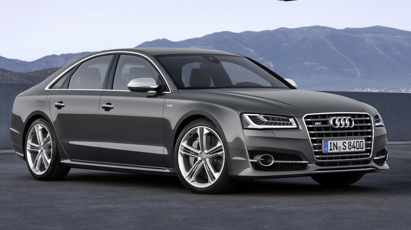 Home / Research / Audi / S8 / 2015