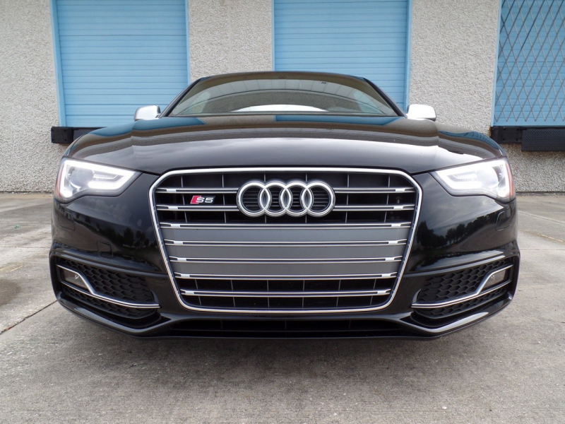 Quick Take: 2014 Audi S5 Coupe quattro S tronic